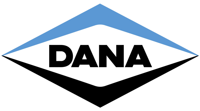 Dana ring and pinions